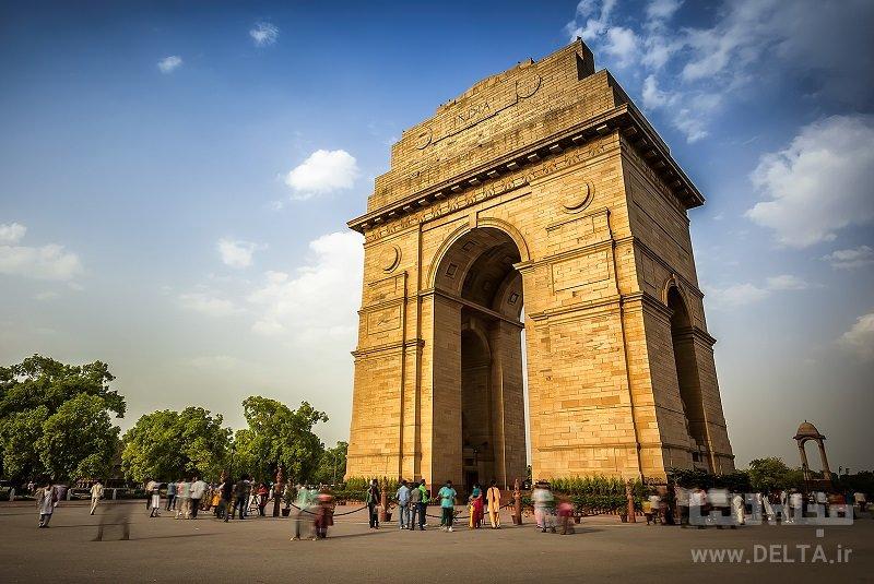 دروازه هند India Gate