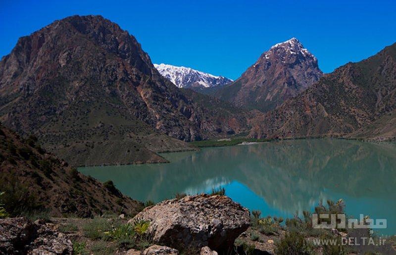 دریاچه های تاجیکستان