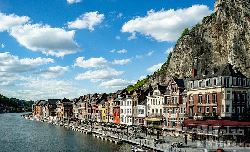 رودخانه میوز جاذبههای بلژیک