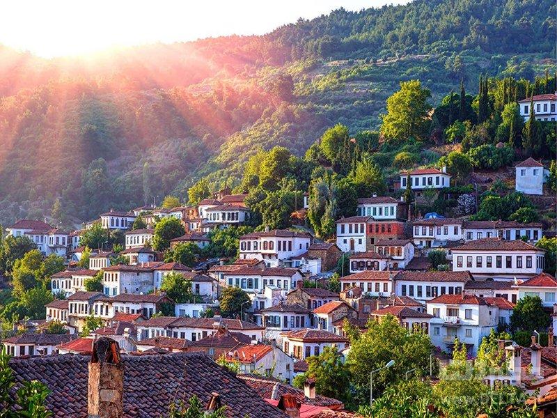 روستای شیرینجه جاهای دیدنی ازمیر