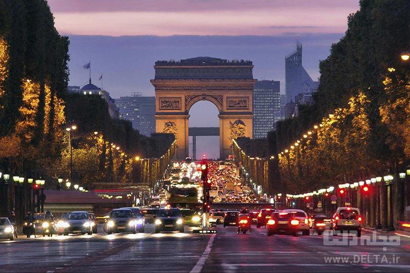 زیباترین خیابان دنیا