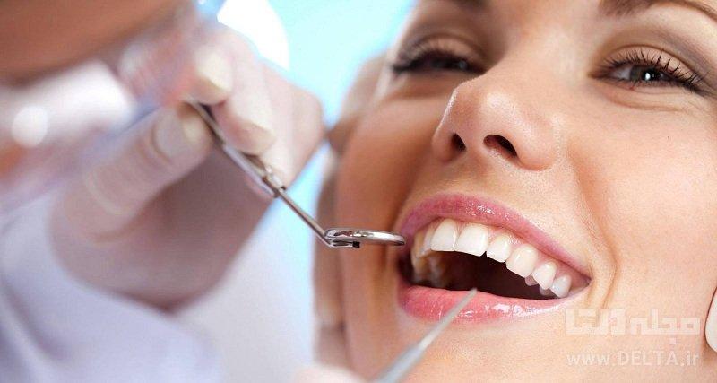زیبا سازی دندان