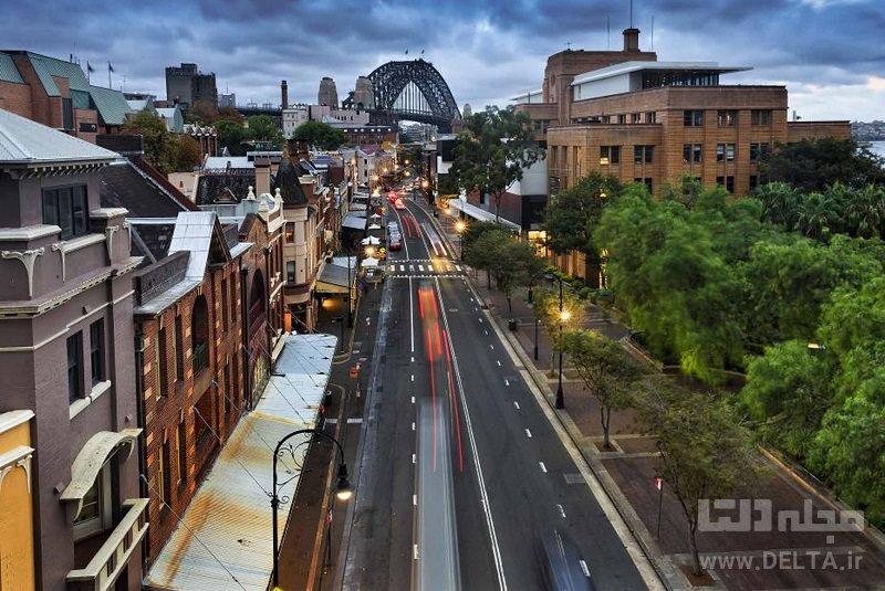 محله راکس جاذبههای سیدنی