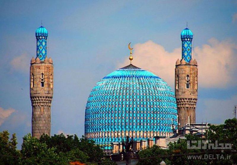 مسجد جاهاي ديدني سنت پترزبورگ