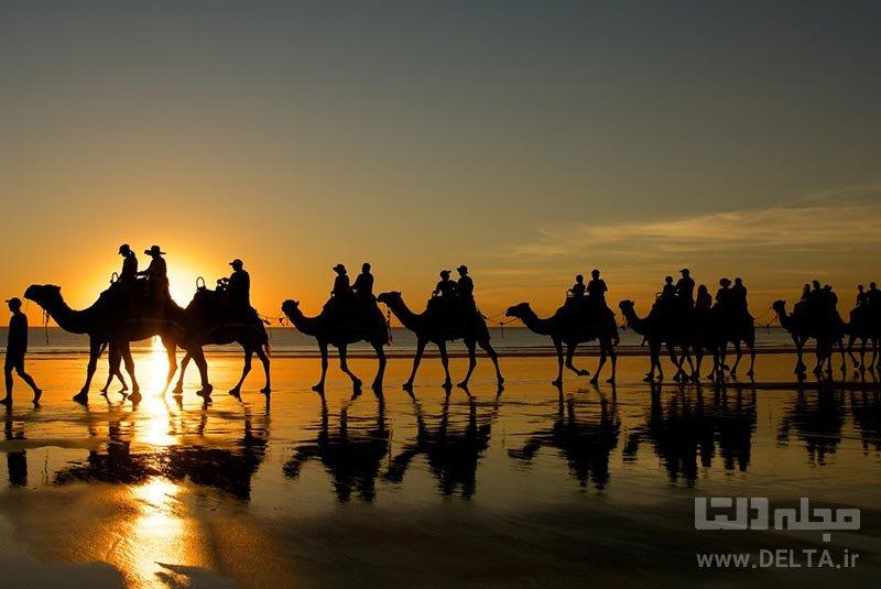 منطقه بروم و کیمبرلی جاذبه های گردشگری استرالیا