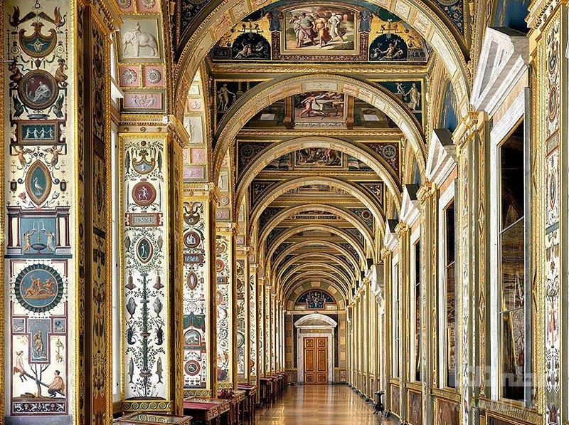 موزه آرميتاژ جاهاي ديدني سنت پترزبورگ