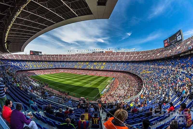 ورزشگاه نیوکمپ جاذبه های بارسلونا