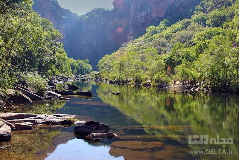 پارک ملی کاکادو استرالیا