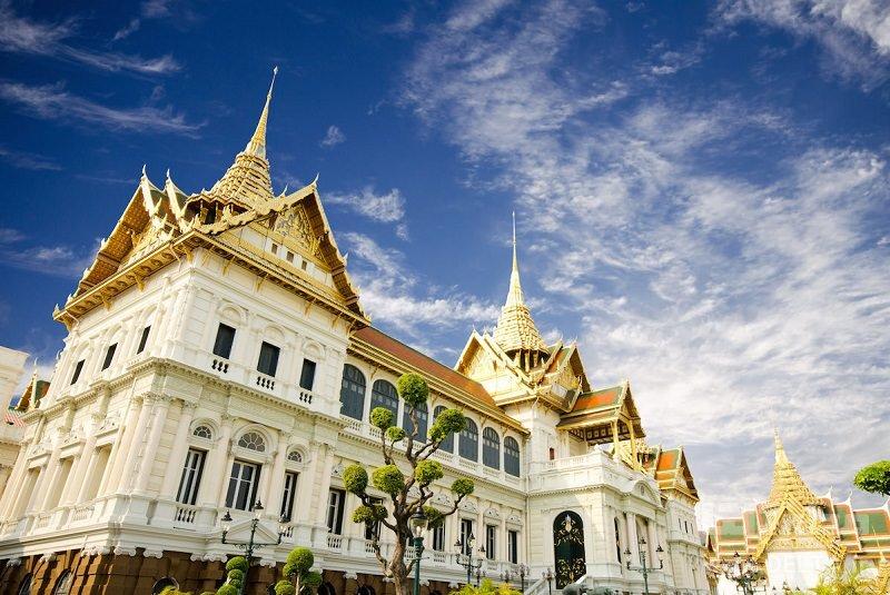 کاخ بزرگ دیدنی های بانکوک