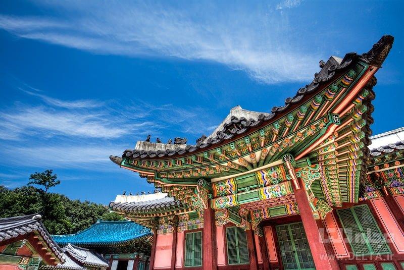 کاخ چانگ دیوک گونگ کره جنوبی
