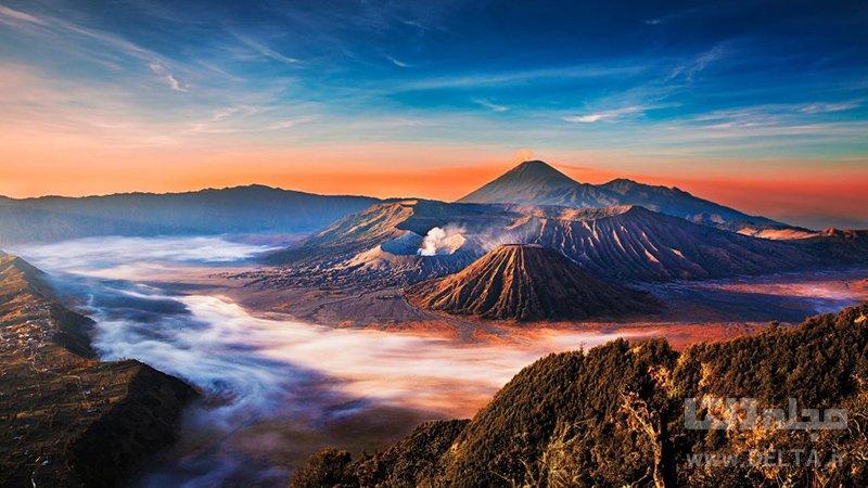 کوه برومو Mount Bromo