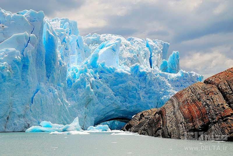 یخچال طبیعی پریتو  آرژانتین