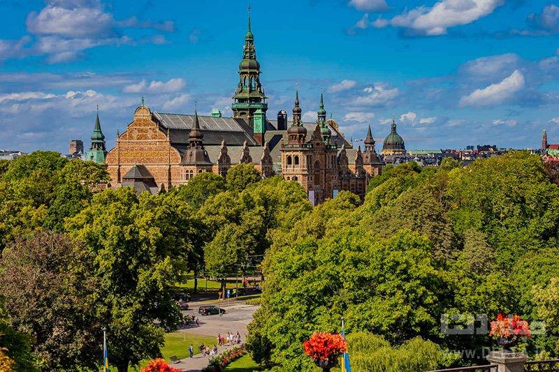 یورگوردِن جاذبه های گردشگری استکهلم