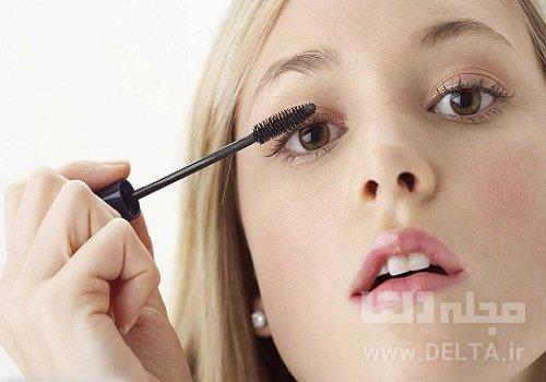 آرایش روزانه چشم