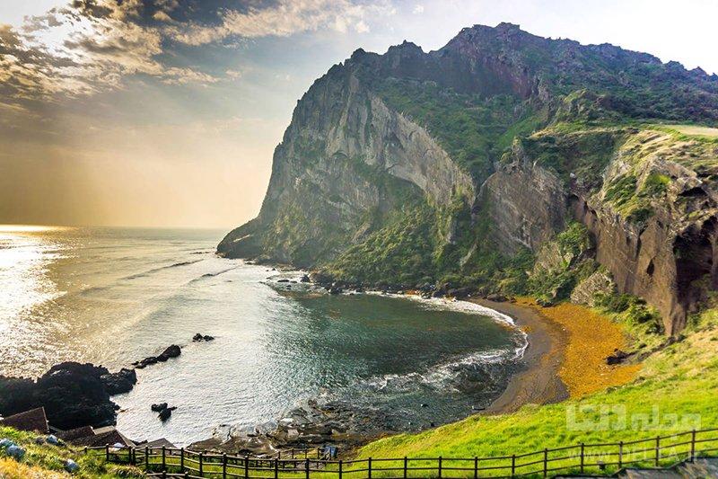 جزیره جیجو دیدنی های کره جنوبی