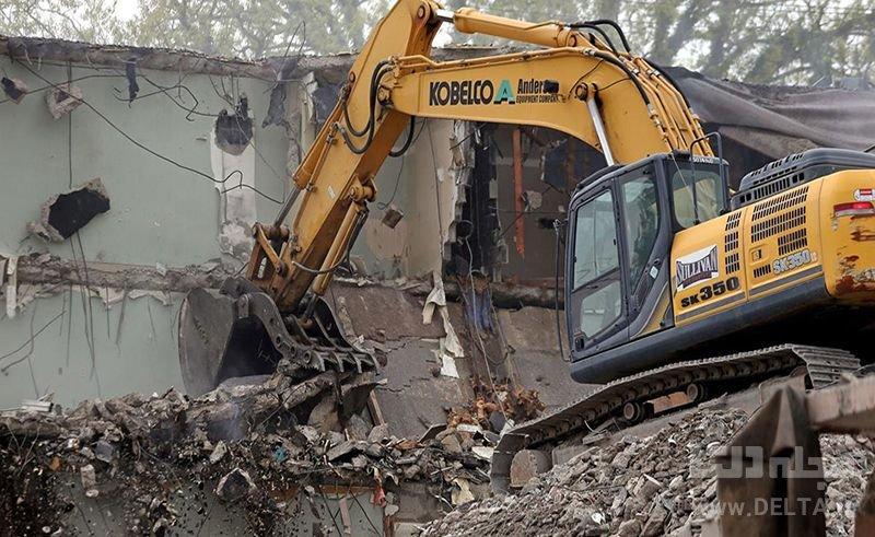 قانون بازسازي ساختمان