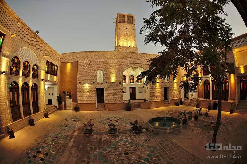 قلعه مهری خانم در روستای ورکانه همدان