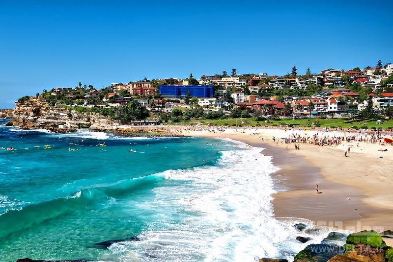 سواحل سیدنی جاذبههای سیدنی