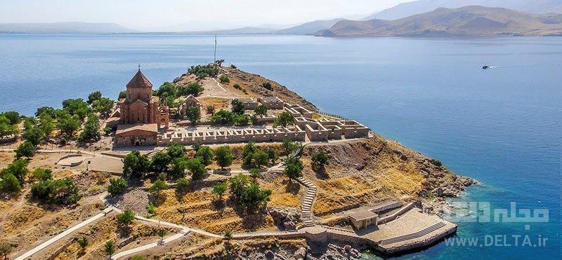 جاذبه های طبیعی ترکیه