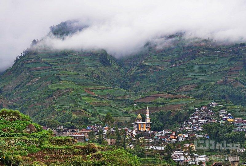 فلات دییِنگ Dieng Plateau