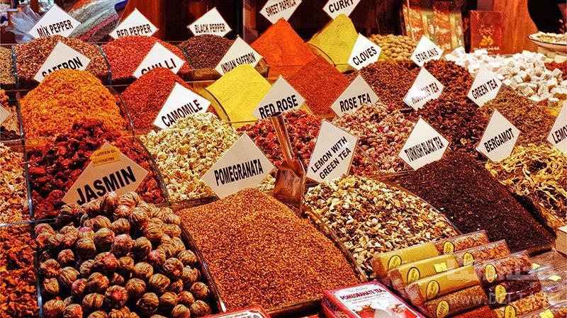 بازار ادویه دانستنی های سفر به استانبول