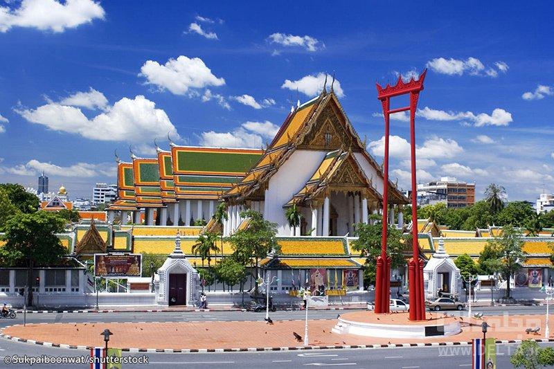 تاب بزرگ دیدنی های بانکوک