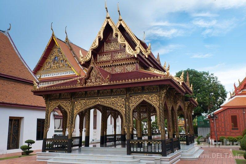 موزه ملی بانکوک و کاخ وانک نا