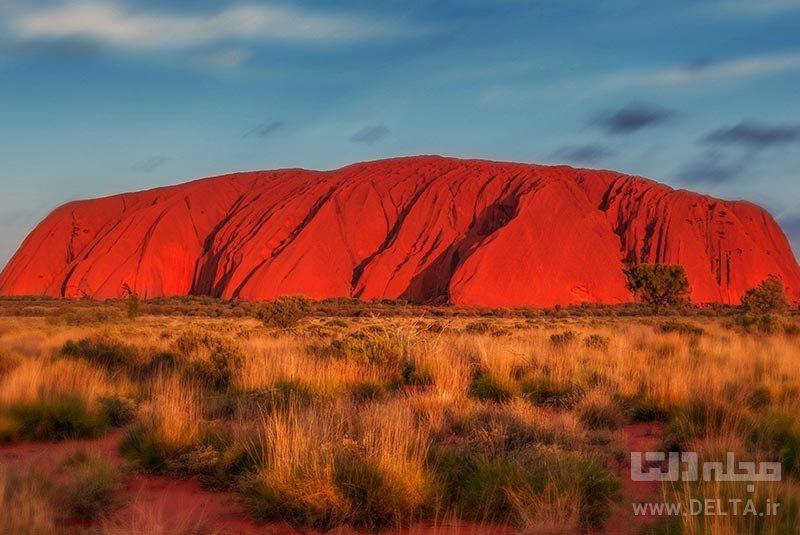 پارک ملی اولورو کاتا جوتا جاذبه های گردشگری استرالیا