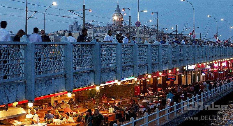 دانستنی های سفر به استانبول پل گالاتا