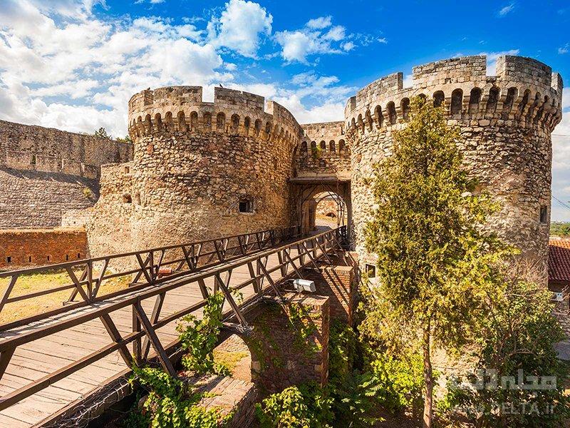 قلعه کالمگدان