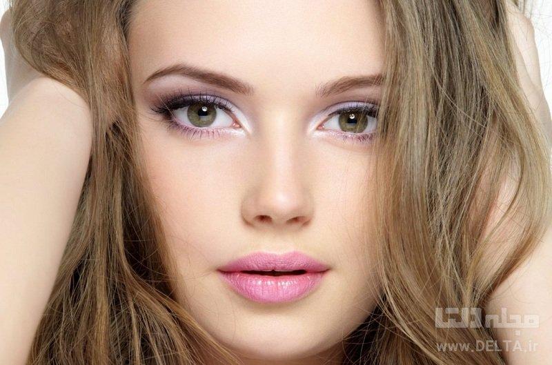 آرایش ساده