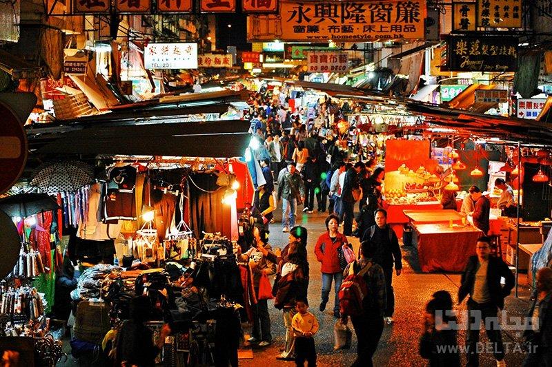 بازار شبانهی آخر هفتهی پوکت