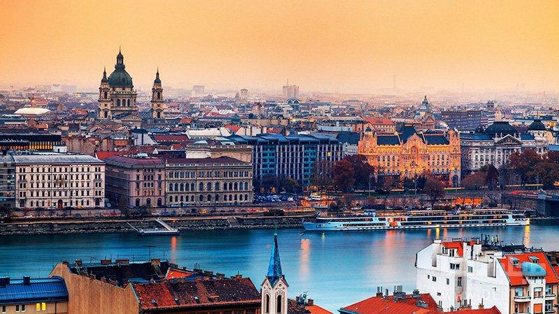 ارزانترین شهرهای اروپایی بوداپست