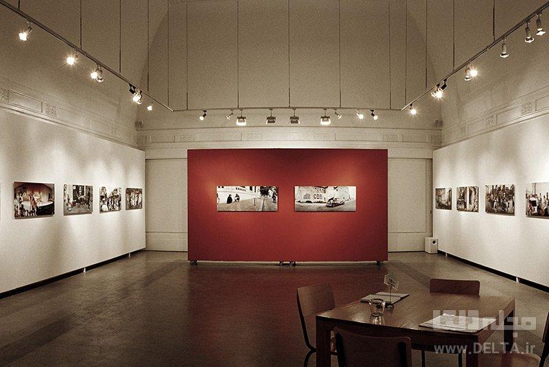 بازدید از یک گالری عکس