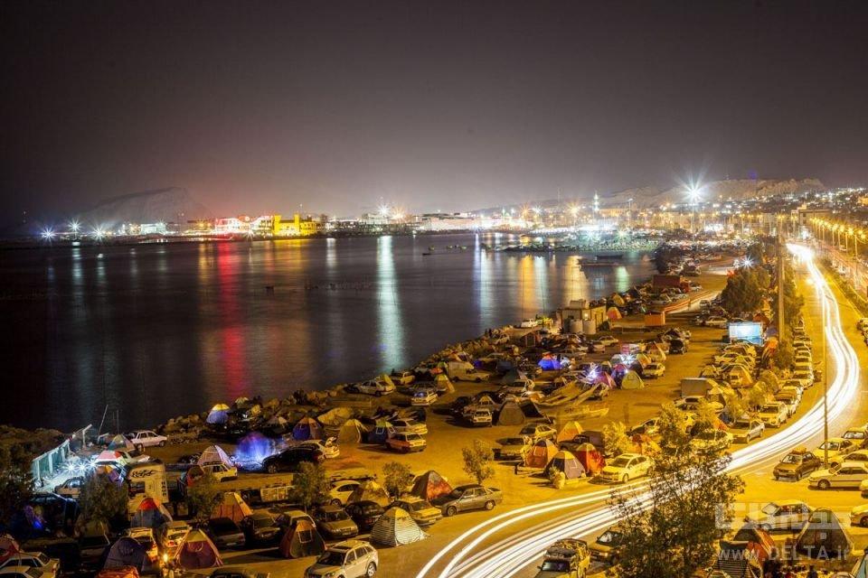 بزرگترین جزیره غیر مستقل جهان جاذبه های گردشگری ایران