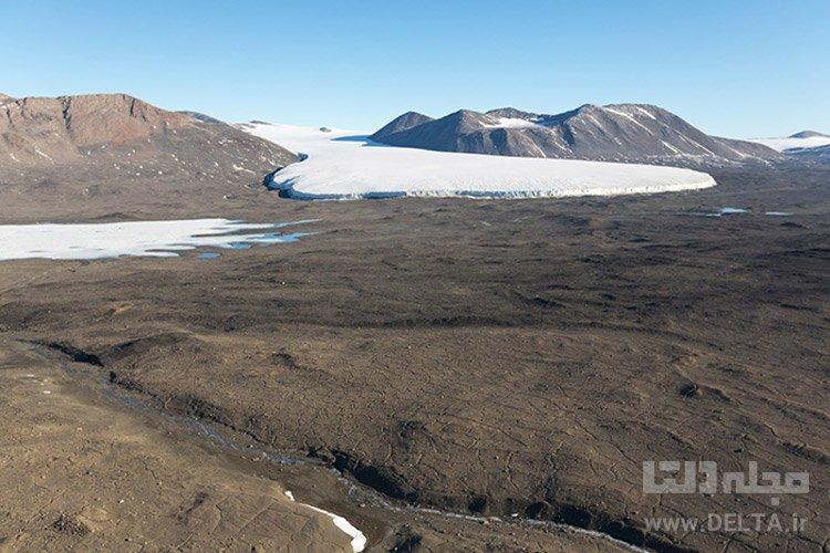 دره مکموردو درای (McMurdo Dry)، قطب جنوب
