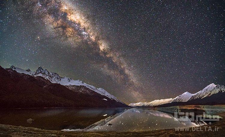 دریاچه ماوورا (Mavora)، نیوزیلند جاذبه های گردشگری عجیب دنیا