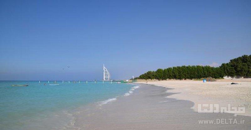 ساحل جمیرا نخل سواحل دبی
