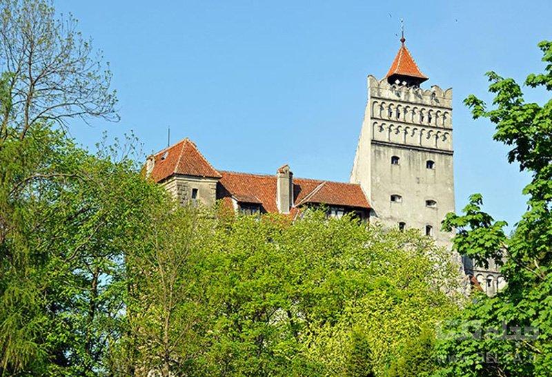قلعه دراکولا (Dracula)، رومانی