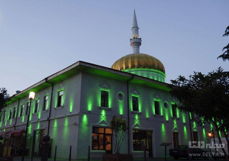مسجد جامع دیدنی های باتومی