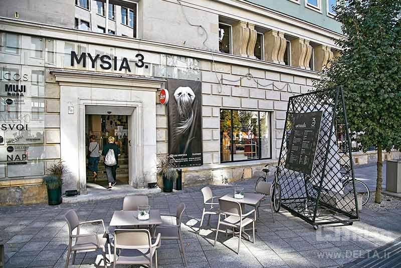 میشا ۳ ورشو پایتخت لهستان
