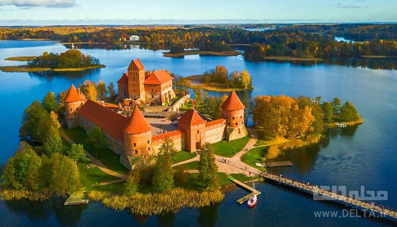 ویلنیوس، لیتوانی ارزانترین شهرهای اروپایی
