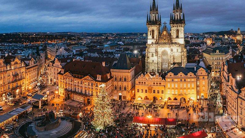 پراگ، جمهوری چک ارزانترین شهرهای اروپایی