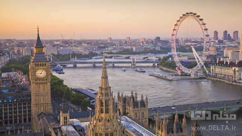 دیدنی های لندن