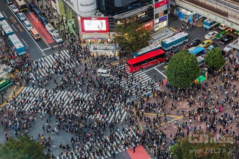 چهارراه توکیو تفریحات توکیو