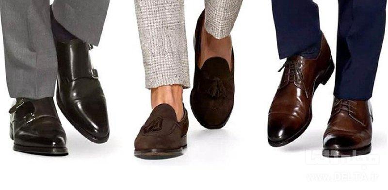 انتخاب کفش مناسب کت و شلوار