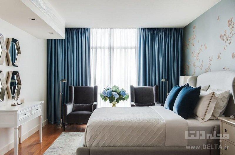 بهترين پرده اتاق خواب