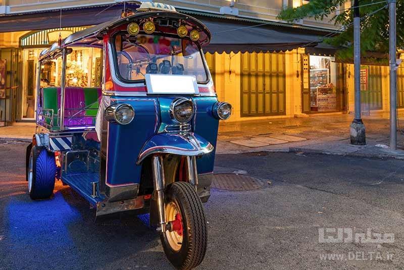 حمل و نقل دانستنيهاي سفر به تايلند