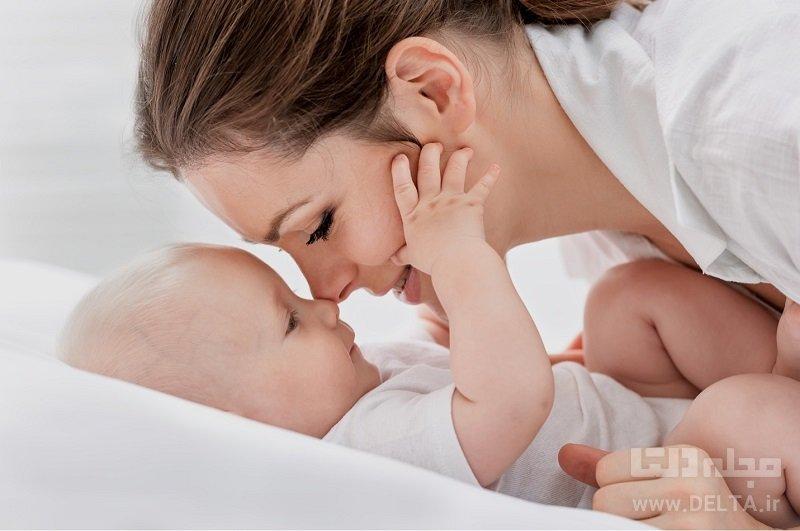 كمك به رشد نوزاد