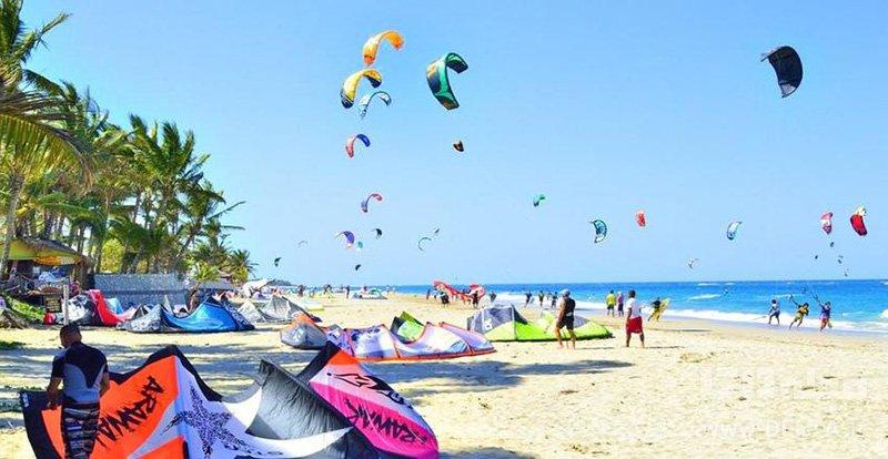 Kite Beach سواحل دبی